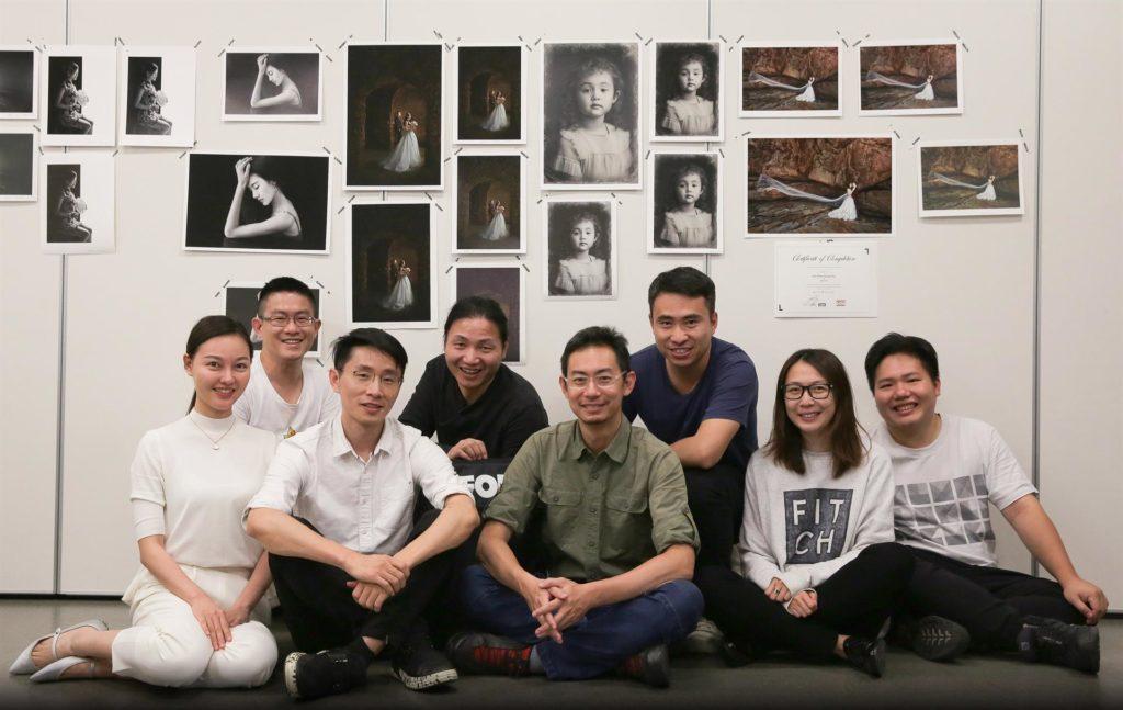 Advanced Printmaking 3-day Class in Guangzhou, China, 2018